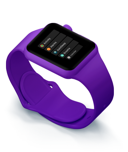 apple watch purple