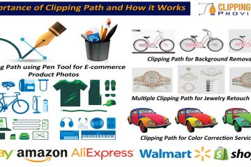 clipping path service for business